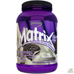 MATRIX 2.0 PROTEIN BLEND (907G) - SYNTRAX