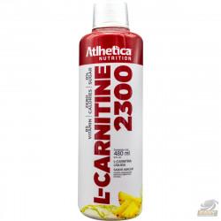 L-CARNITINE 2300 (480ML) - ATLHETICA NUTRITION