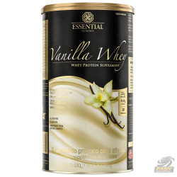 VANILLA WHEY (900G) - ESSENTIAL NUTRITION