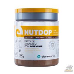 NUTDOP PASTA DE AMENDOIM (500G) - ELEMENTO PURO