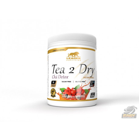TEA 2 DRY (CHÁ DETOX 225G)- LEADER NUTRITION