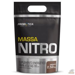 MASSA NITRO NO2 REFIL (2.52KG) - PROBIÓTICA