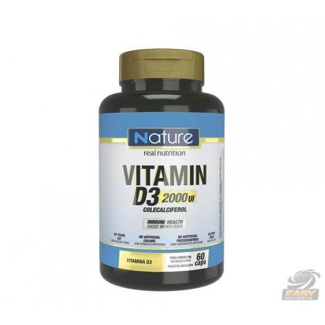 VITAMIN D3 2000UI (60 CAPS) - NATURE