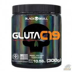 GLUTA C19 (300G) - BLACK SKULL