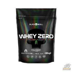 WHEY ZERO REFIL (2KG) - BLACK SKULL
