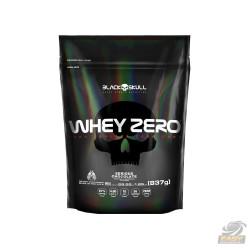 REFIL WHEY ZERO (837G) - BLACK SKULL