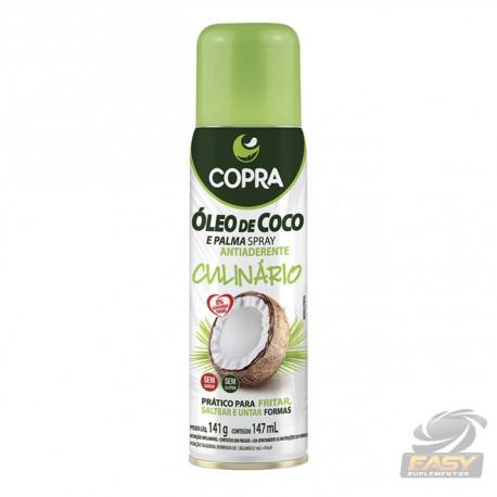 ÓLEO DE COCO E PALMA SPRAY (200ML) - COPRA