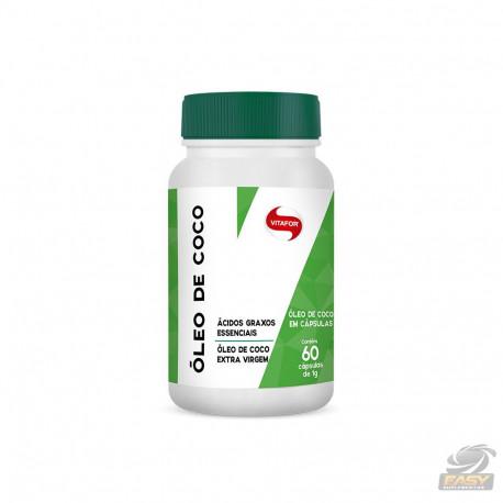 ÓLEO DE COCO (60CAPS) - VITAFOR