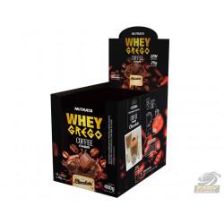 WHEY GREGO COFFEE CREAM( 12 SACHÊS / 40G) - NUTRATA