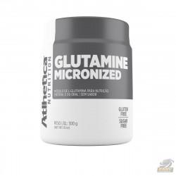 GLUTAMINE MICRONIZED (300G) - ATLHETICA NUTRITION
