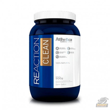 REACTION CLEAN (900G) - ATLHETICA CLINICAL SERIES