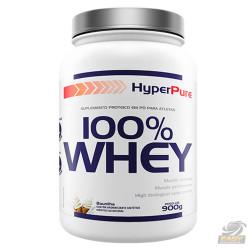 100% WHEY PROTEIN CONCENTRADO (900G) - HYPERPURE