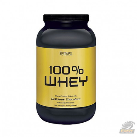 ULTIMATE 100% WHEY PROTEIN (907G) - ULTIMATE NUTRITION