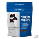 100% WHEY (900G - REFIL) - MAX TITANIUM
