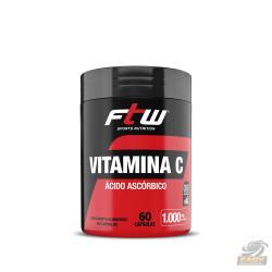 VITAMINA C 1.000mg (60 CAPS) - FTW