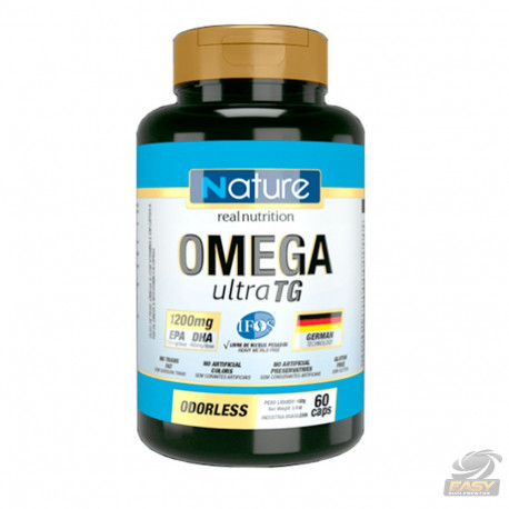 ÔMEGA ULTRA TG (60 CAPS) - NATURE NUTRATA