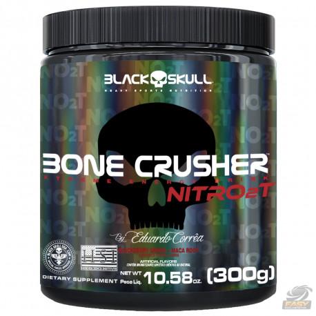 BONE CRUSHER NITRO 2T (300G) - BLACK SKULL