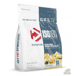 ISO 100 HIDROLYZED (2900G) - DYMATIZE