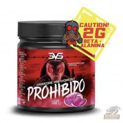 PROHIBIDO (360G) - 3VS NUTRITION