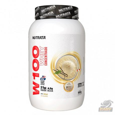 W100 WHEY (900G) - NUTRATA