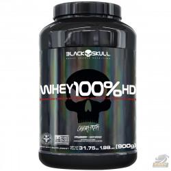 WHEY 100 HD (900G) - BLACK SKULL