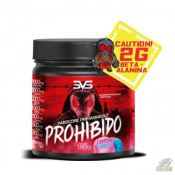 PROHIBIDO (180G) - 3VS NUTRITION