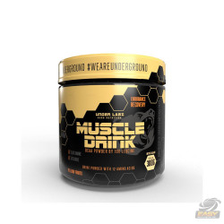MUSCLE DRINK AND MORE (300G) - UNDER LABZ