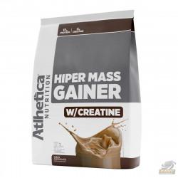 HIPER MASSS GAINER W/CREATINE (3KG) - ATLHETICA NUTRITION