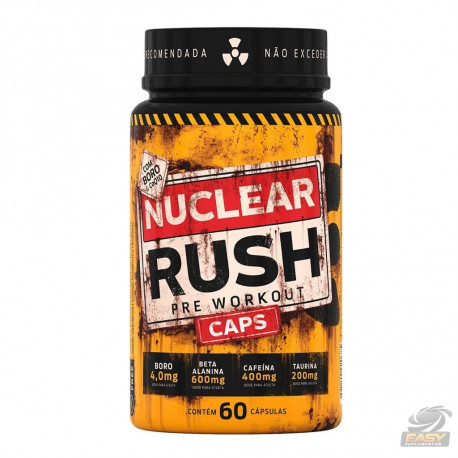 NUCLEAR RUSH (60 CAPS) - BODY ACTION