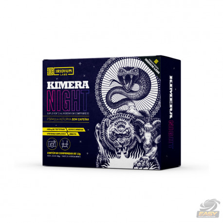 KIMERA NIGHT (60 CAPS) - IRIDIUM LABS