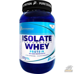 ISOLATE PERFORMANCE WHEY PROTEIN (900G) - PERFORMANCE NUTRITION