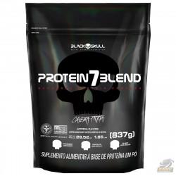 PROTEIN 7 BLEND REFIL(837G) - BLACK SKULL