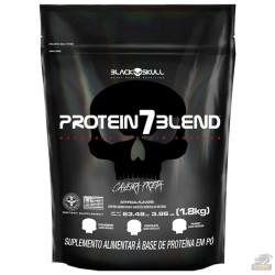 PROTEIN 7 BLEND REFIL (1800G) - BLACK SKULL