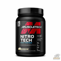 NITRO TECH 100% WHEY GOLD (999G) - MUSCLETECH