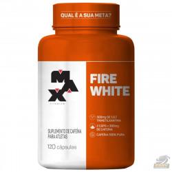 FIRE WHITE (120 CAPS) - MAX TITANIUM