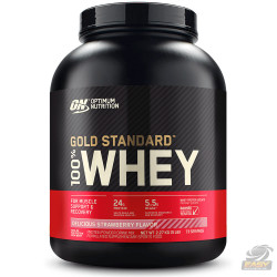 100 WHEY GOLD STANDARD (NOVA EMBALAGEM) (900G) - OPTIMUM NUTRITION