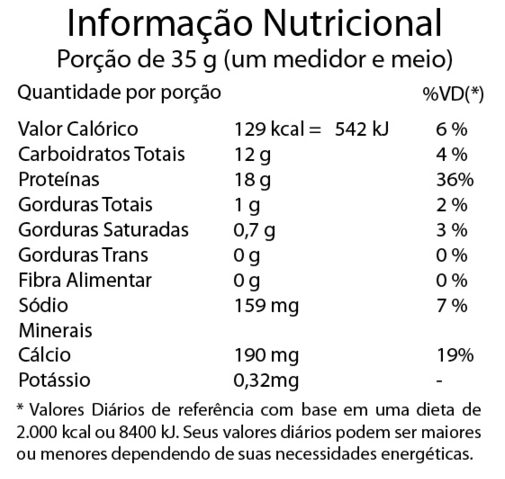 CHOCOCO PROTEIN (900G) - PRO CORPS