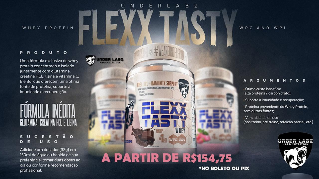 UNDER LABZ - FLEXX TASTY